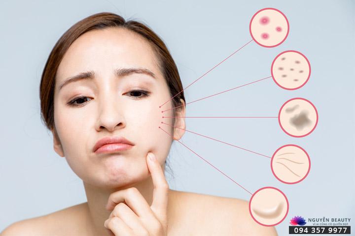 Thanh Massage Lạnh Trẻ Hóa Da Mặt Skin Cooler Hàn Quốc